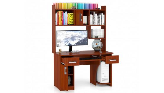 Стол компьютерный С-МД-СК7 (яблоня)