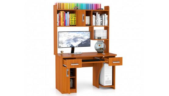 Стол компьютерный С-МД-СК7 (вишня)