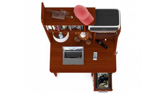 Стол компьютерный МД-СК-8 (яблоня)