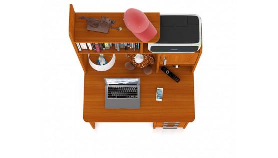 Стол компьютерный МД-СК-8 (вишня)