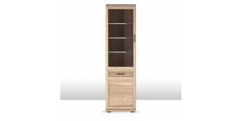 шкаф-витрина 600 х 414