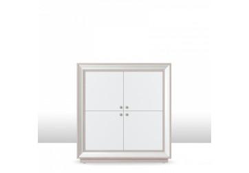 шкаф 4-х дверный 1364 низкий