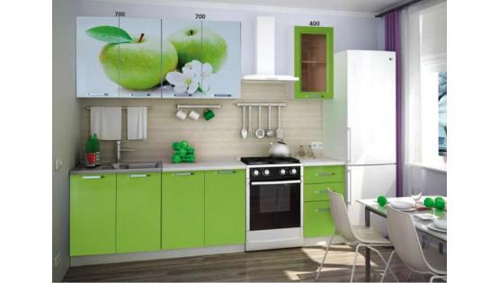 Кухня «Яблоко»