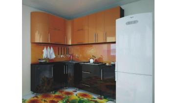 Кухня «Апельсин в шоколаде»