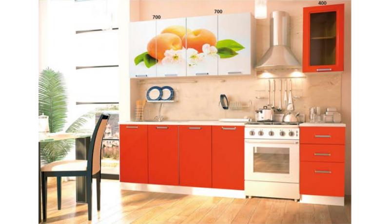 Кухня «Персик»