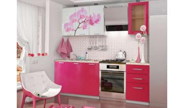 Кухня «Орхидея-2»