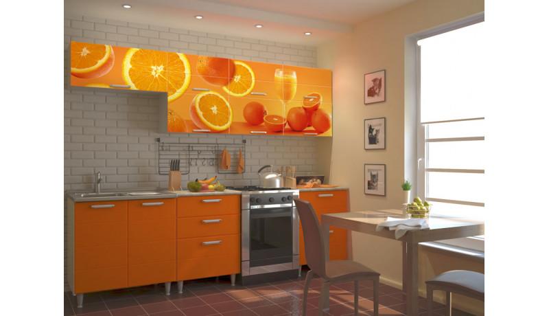 Кухня «Оранж-2»