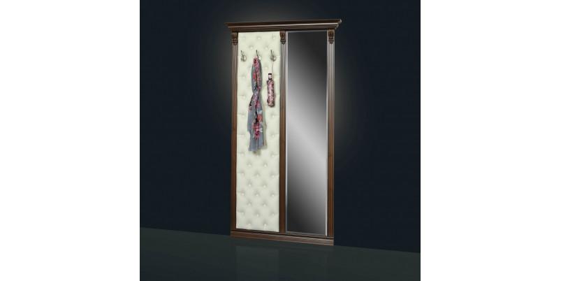Вешалка «Благо» с зеркалом Б5.10-7