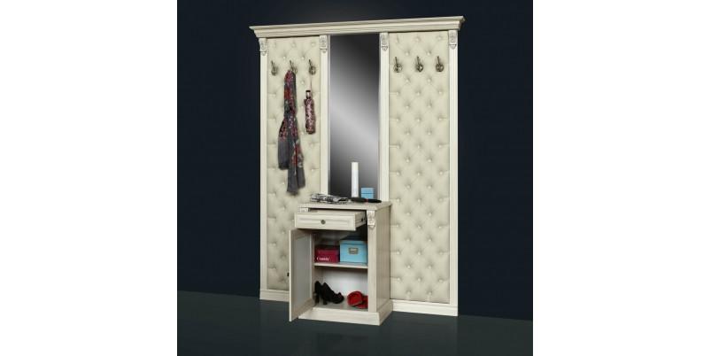 Вешалка «Благо» с зеркалом Б5.10-6