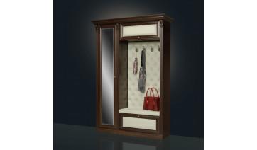 Прихожая «Благо-5» (дверь с зеркалом) Б 5.1(з)