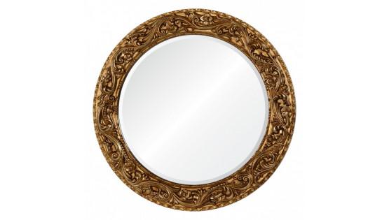 Зеркало Afina античное серебро