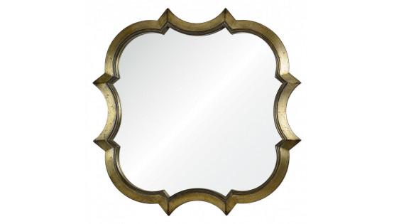Зеркало Krystal античное серебро