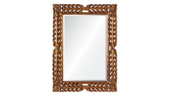 Зеркало Genry античное золото