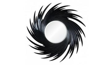 Зеркало Fortuna черное