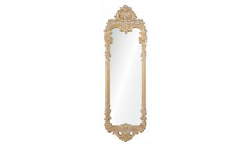 Зеркало Sorrento золото с белым напылением