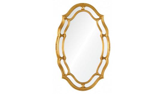 Зеркало Elizabeth золото