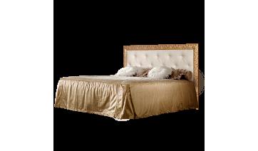Кровать «Тиффани» (1,6 м) с мягким элементом с подъемным механизмом