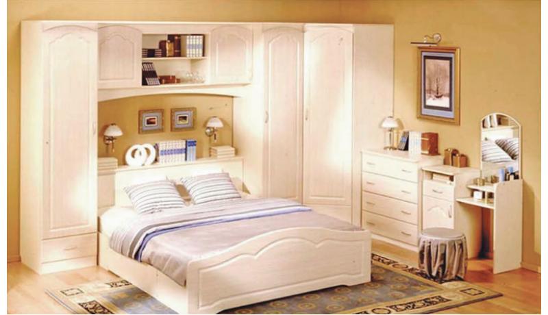 Спальный гарнитур «Анабелла»