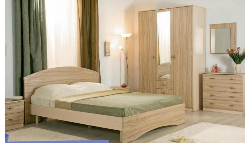 Спальный гарнитур «Пандора»