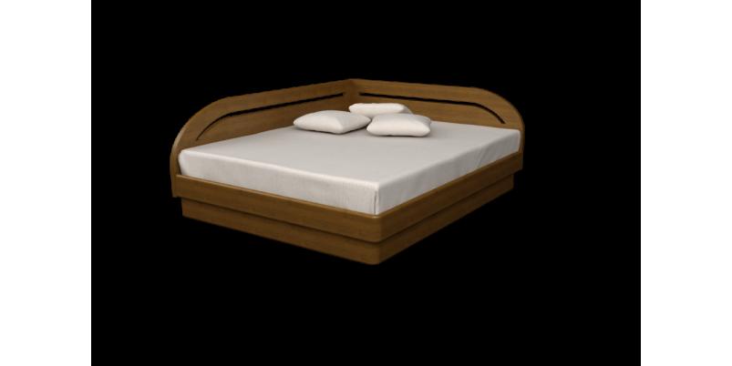 Кровать TORIS «Юма В» Серия Юма Румо