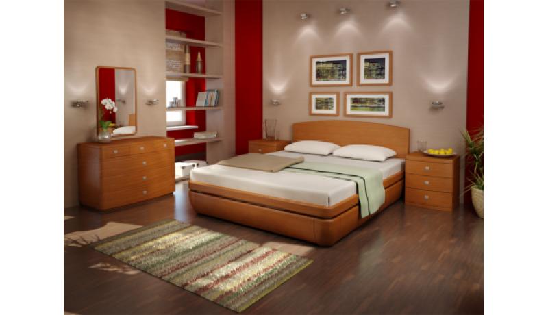 Кровать TORIS «Тау 1» Серия Фрато