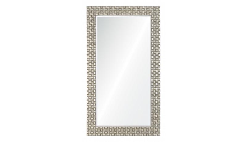 Зеркало Cartier серебро