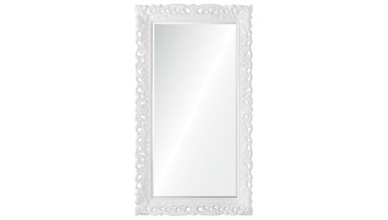 Зеркало Ekaterina белое