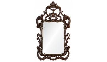 Зеркало Ludovik темный орех