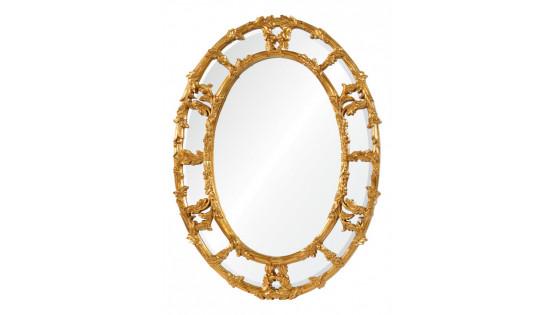 Зеркало Florence золото