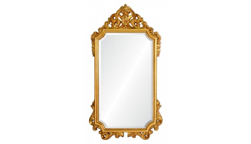 Зеркало Sophia золото