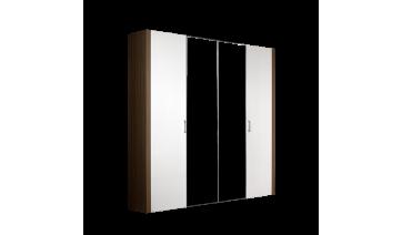 Шкаф «Арго» 4-х дв. (с зеркалами)