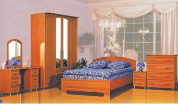 Спальный гарнитур «Ассоль-2»