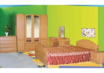 Спальный гарнитур «Экстаза»
