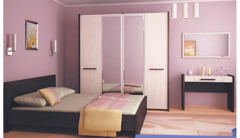 Спальный гарнитур «Соренто-2»