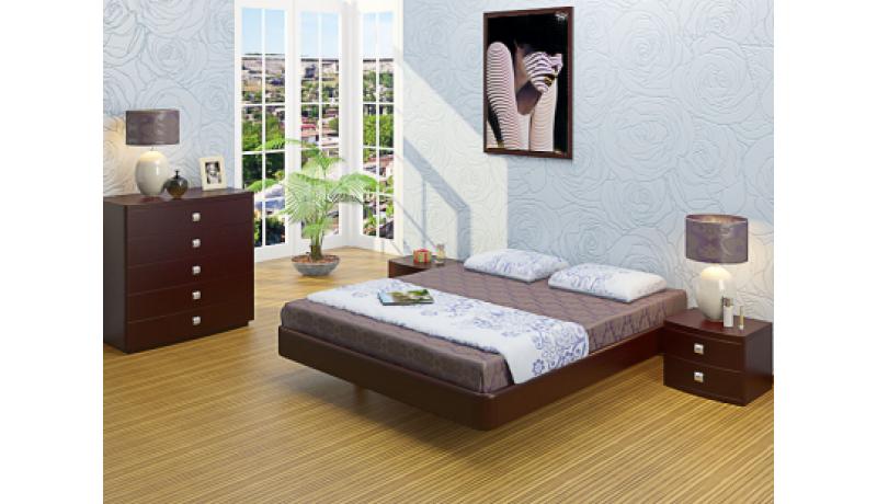 Кровать TORIS «Мати К» (без спинки)