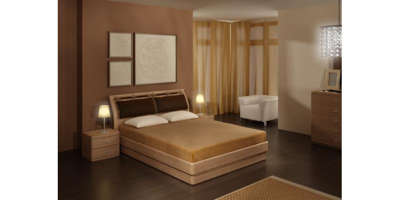 Кровать TORIS «Юма В» Серия Юма Кадео