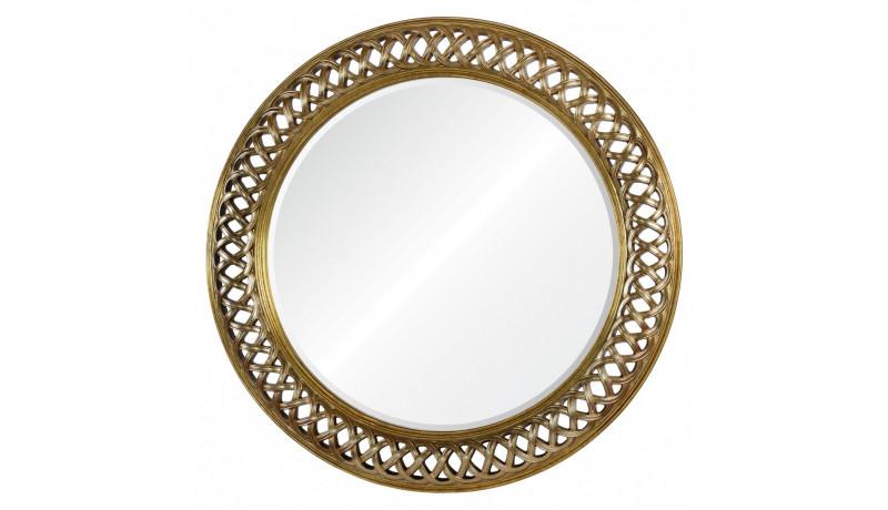 Зеркало Casalina античное серебро