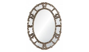 Зеркало Florence античное серебро