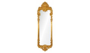 Зеркало Sorrento золото