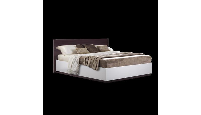 Кровать «Арго» (1,4м) без мягкого элемента с подъемным механизмом