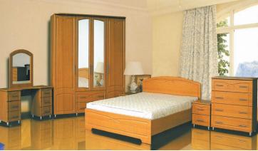 Спальный гарнитур «Ассоль-1»