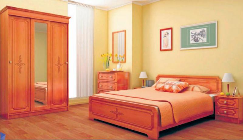 Спальный гарнитур «Екатерина-1»