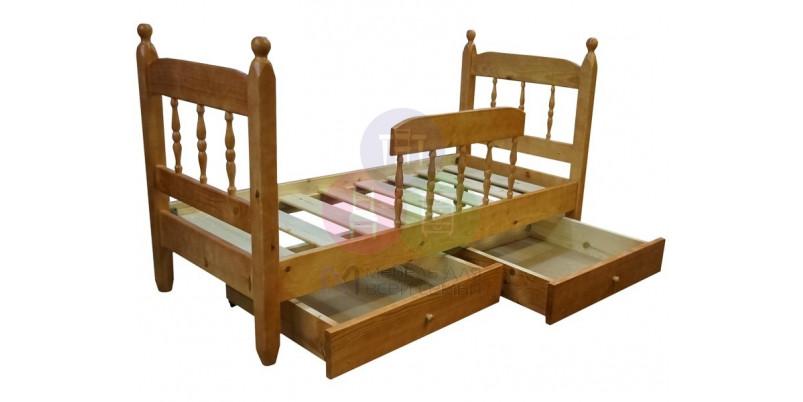 Детская кровать «Кузя-1»