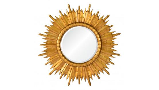 Зеркало Chelsea золото