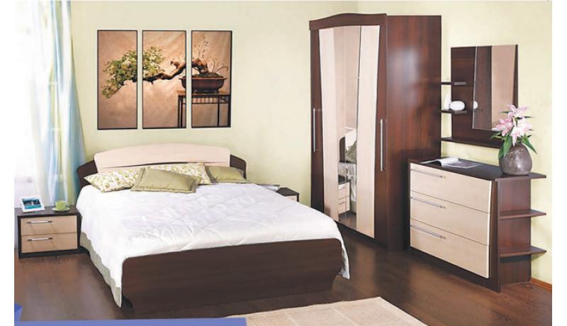 Спальный гарнитур «Витра»