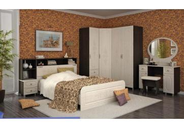 Спальный гарнитур «Фиеста»