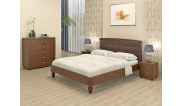Кровать TORIS «Мати Т» Серия Мати Карини с опцией Империал