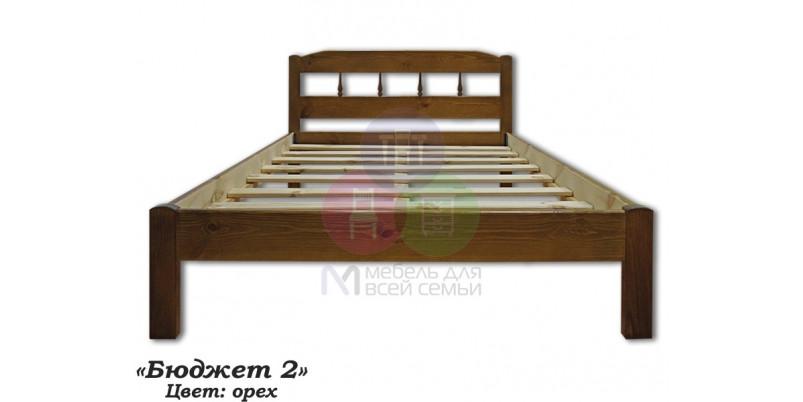"""Кровать """"Бюджет-2"""""""