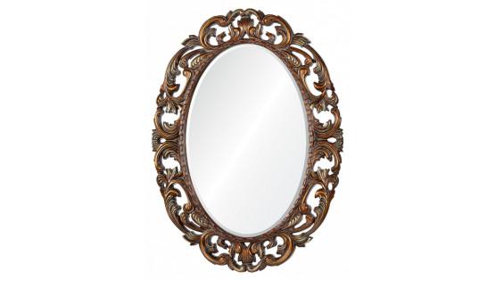 Зеркало Ophelia античная бронза