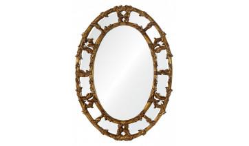 Зеркало Florence античное золото
